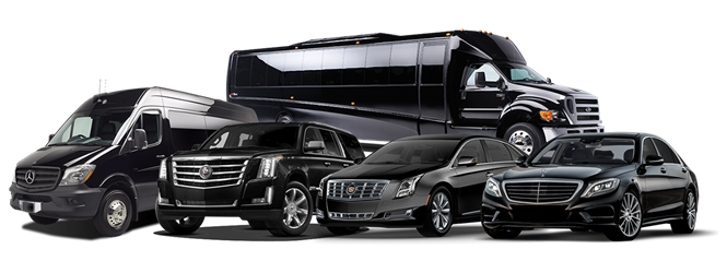 Fleet of Luxury Cars